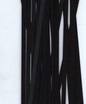 Quilling paper 4mm - black BW07-4