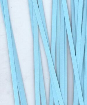 Quilling paper 4mm - light blue B01-4
