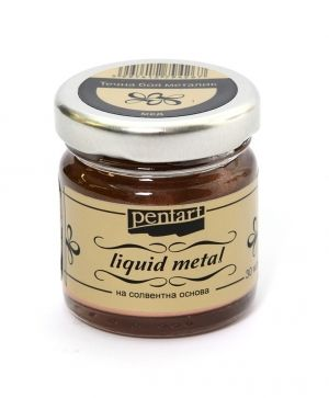 Liquid metal 30ml - copper P21081