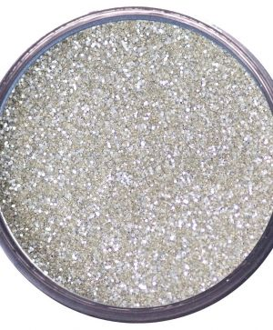 Embossing powder 15ml - Metallic Platinum Sparkle WS26R