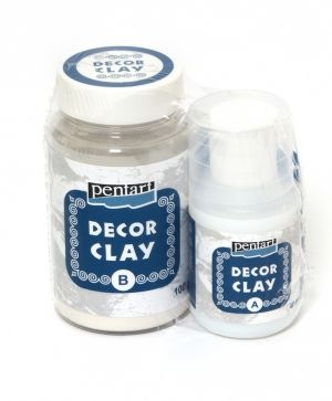 Decor clay 40ml+100g - P26375