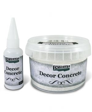 Decor concrete coarse - P26668