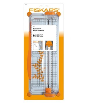Craft trimmer Fiskars Portable SureCut A4, 30cm - FI9893