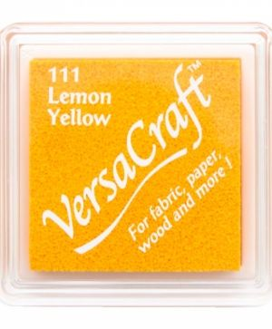 Ink pad VersaCraft - Lemon Yellow P26412