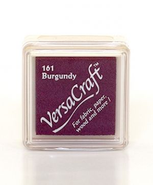 Ink pad VersaCraft - Burgundy P26425