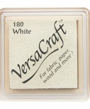 Ink pad VersaCraft - White P26427