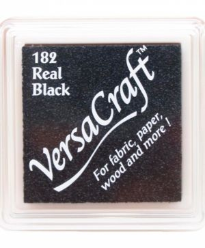 Ink pad VersaCraft - Real Black P26429