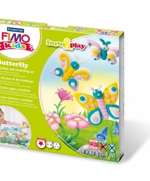 Fimo kids form&play 4x42g - Butterfly G803410LZ
