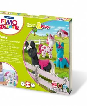 Fimo kids form&play 4x42g - Pony G803408LZ