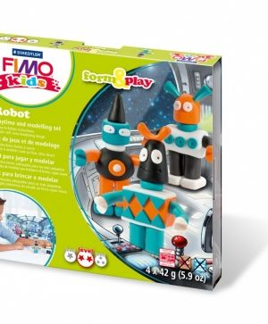 Fimo kids form&play 4x42g - Robot G803403LZ