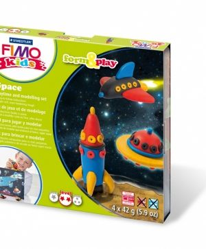Fimo kids form&play 4x42g - Space G803409LZ