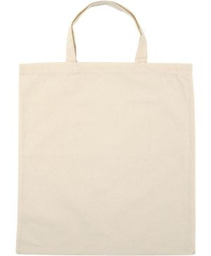 Shopping Bag 38x42cm - light natural C49905