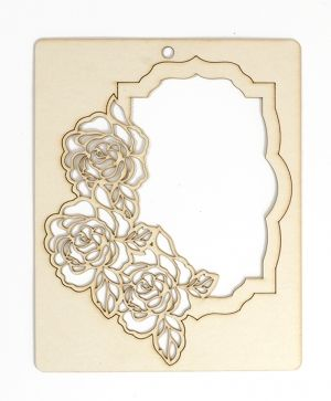 Chipboard elements - Frames 2 IDEA1461