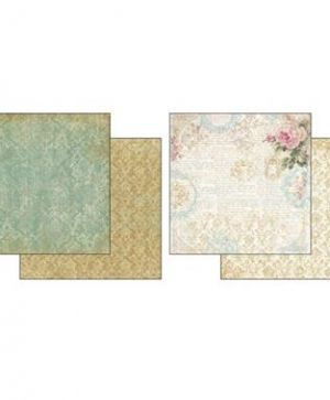 Pack 10 sheets double face 30x30cm - Christmas Time SBBL23