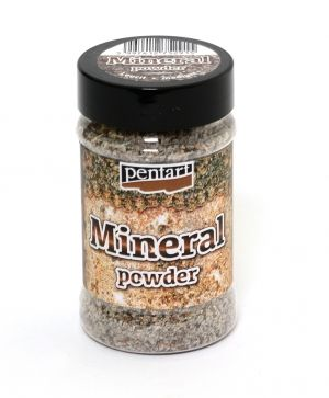 Mineral powder 130g  medium - leucit P29144