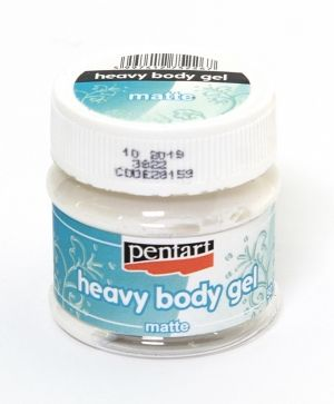 Heavy body gel 50ml - matte P28159