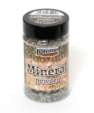 Mineral powder coarse 130g - onyx P29147