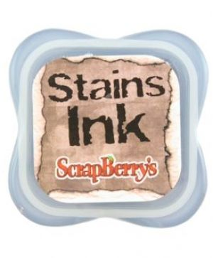 Stains Ink Pad Brown SCB1210508
