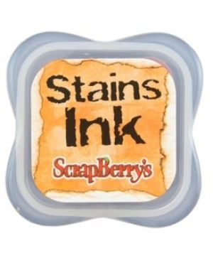 Stains Ink Pad Orange SCB1210506