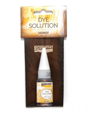 Dye solution, alcohol-based 10 ml - honey P29415