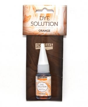 Dye solution, alcohol-based 10 ml - orange P29420