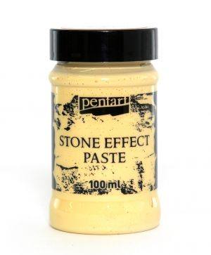 Stone effect paste 100 ml - sandstone P29708