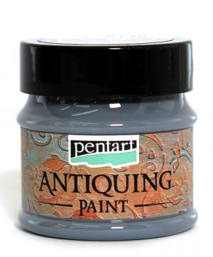Antiquing paint 50 ml - lead P29736