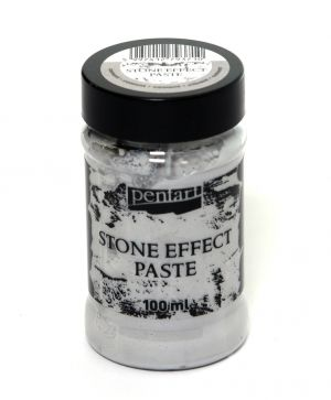 Stone effect paste 100 ml - cement P29713