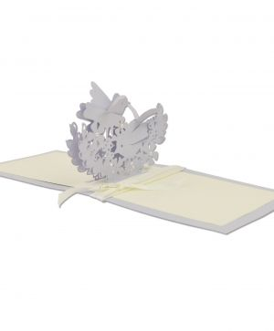 Sizzix Thinlits Die - Interlacing Butterfly 662100