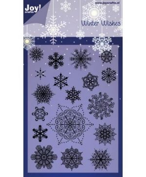 Clear Stamp - Winter wishes 6410-0125
