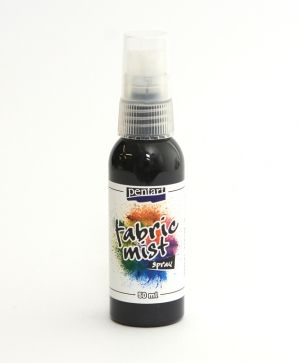 Fabric mist spray 50ml - black P29730
