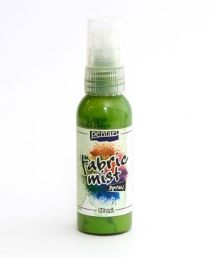 Fabric mist spray 50ml - olive P29727