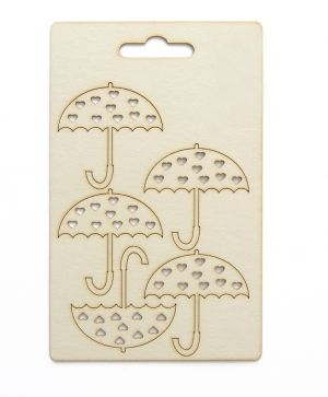 Chipboard - Umbrella IDEA0715