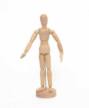 Human Manikin female, 1pcs - A12202