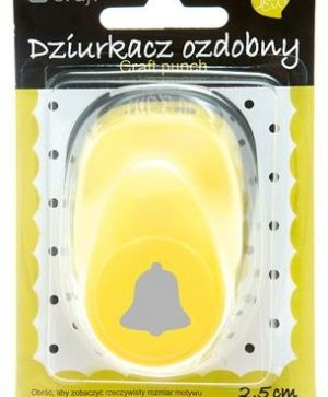 CRAFT PUNCH 2,5CM BELL- JCDZ-110-092