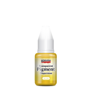 Transparent pigment dispersion 20ml - yellow P33289
