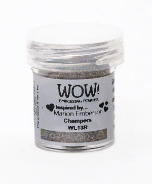 Embossing powder 15ml - Champers Regular WL13R