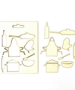 Chipboard - Cookery IDEA0976