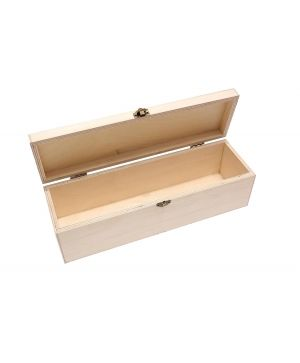 Wooden box for wine bottle - IDEA1002