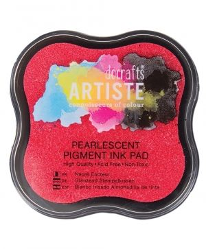 Pigment Ink Pad - Pearlescent Soft Pink DOA-550126