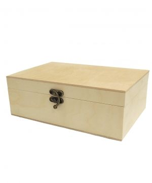 Wooden tea box - IDEA0152