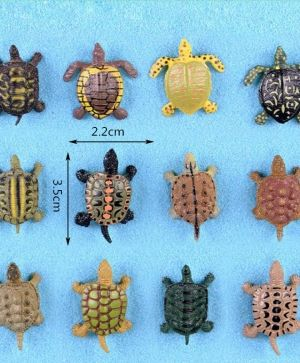 Tortoise Animal 2,2x3,5 cm 2pcs - ID1415