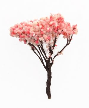 Mini tree h5.5 cm - cherry ID1435