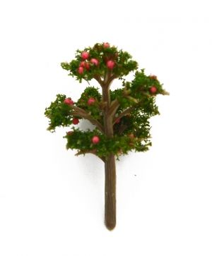 Mini tree h6 cm - apple 1 ID1442-1