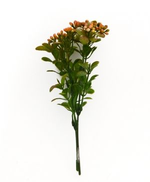 Decorative plants - orange ID 1444-1