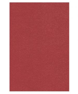 Metallic cardstock 20x30cm, 1 sheet - Red IDEA4646-4