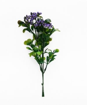 Decorative plants - purple ID 1444-2