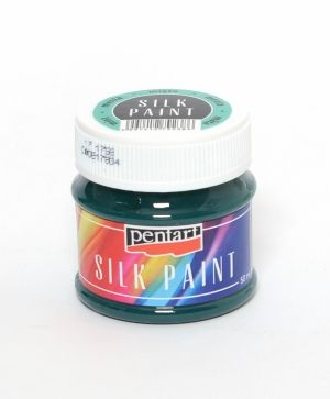 Silk paint 50ml - mint P17804