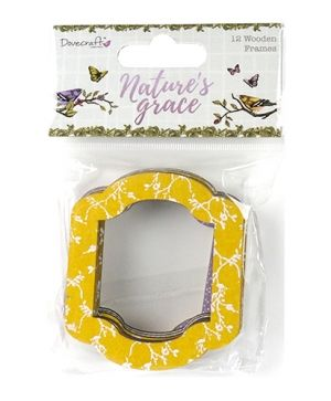 Nature's Grace Wooden Frames DCWDN056