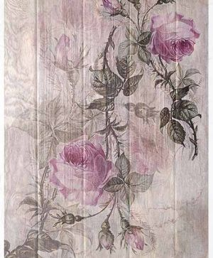 Decoupage Rice Paper A4 - flowers, roses on boards - ITD-R1391